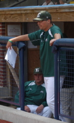 Jake Boss Head baseball Coach at Michigan State.
