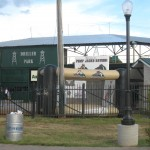Entrance to Drillers Park-Picture taken by Donald J Boyles