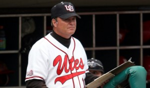 Head Coach Bill Kinneberg-Utah Utes