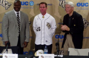 Terry Rooney- Head Coach University of Central Florida