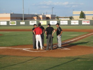 Coppel Copperheads vs. McKinney Marshals- Picture by Donald J Boyles