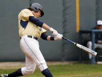 Courtesy: ORU Media Relations  ORU senior first baseman Mike Notaro