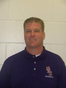 Head Coach Chris Moddelmog- Ouachita Baptist