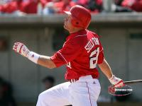 Nick Sullivan and the Husker baseball team will play 30 home games in 2009. Courtesy: Scott Bruhn/NU Media Relations