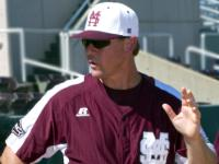 Head coach John Cohen and the Diamond Dogs will open the 2009 campaign Feb. 20 at Dudy Noble Field/Polk-Dement Stadium.   Courtesy: mstateathletics.com