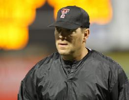 Dan Spencer (Courtesy of Texas Tech Media Relations)