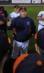 Dave Serrano enters his second season as the Titans' skipper. (mattbrownphoto.com)