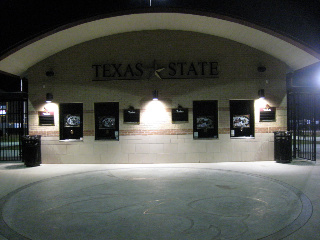 Texas State New Facility- Photo Provided by Donald J Boyles