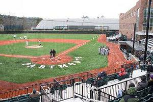 Newly Renovated Red Rolfe Field at Biondi Park (Photo Courtesy of Dartmouth Media Relations)