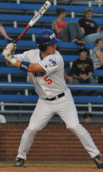 Matt Otteman had a career-high seven RBI with a three-run homer and a grand slam on Friday