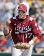 Andy Wilkins (Courtesy of Arkansas Media Relations)