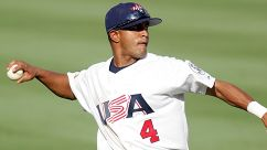 Christian Colon (Courtesy of USA Baseball)