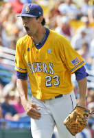Anthony Ranaudo and the LSU Tigers look to defend their title in 2010. (SI Photo)