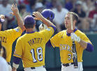 Blake Dean returns to LSU (Photo Courtesy of LSU Media Relations)