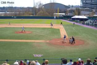 Washington's Husky Ballpark (Photo Courtesy of Bryan Young)
