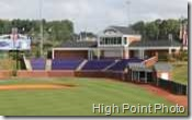 Williard Stadium High Point