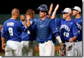 NCAA Baseball 08_09  UK vs Auburn