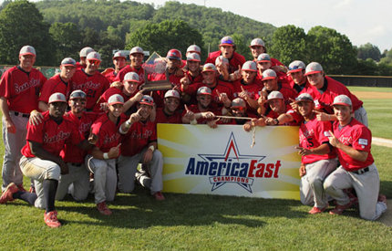 Stony Brook wins its 2nd championship in 3 years. (Photo: America East)